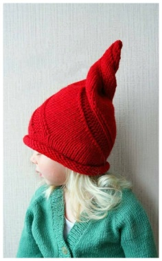 A RED CAP FOR GIRLS
