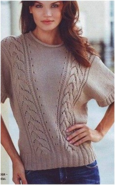 STYLE AND EASY KNITTING