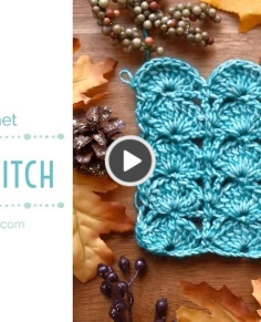 Peacock Stitch Tutorial