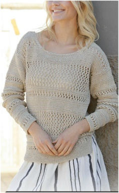 STRAIGHT COLOR SWEATER
