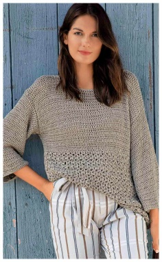 JASMINE CASUAL SWEATER