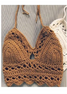 The Lace  Bralette Pattern
