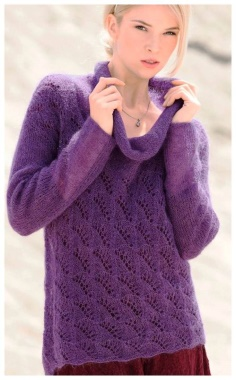 OPENWORK WEIGHTLESS SWEATER