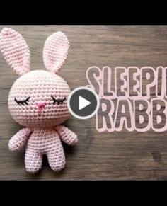 CUTE AMIGURUMI TUTORIAL