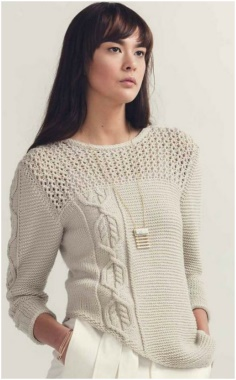 ELEGANT SWEATER MODEL FOR WOMEN