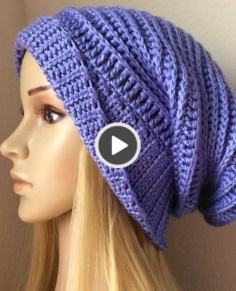 How to Hat Training Crochet