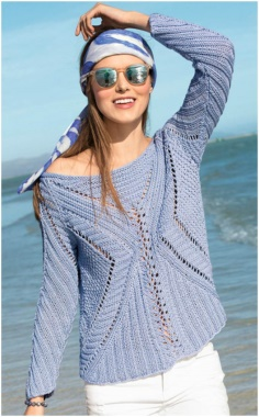 STRUCTURAL KNITTING SWEATER