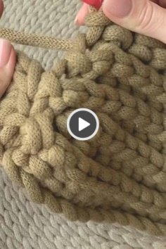 Bag making video with crochet