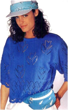 OPENWORK KNITTING PATTERNS