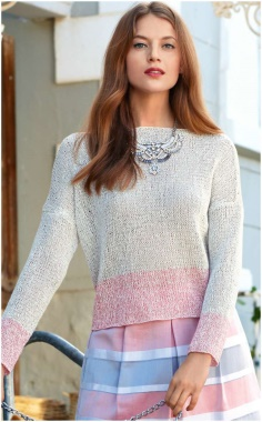 SIMPLE AND COMFORTABLE SWEATER