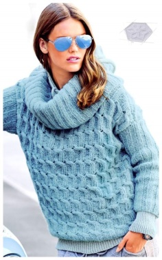 ORIGINAL KNITTED SWEATER