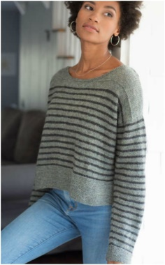 WOMAN SWEATER PATTERN