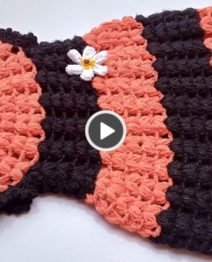 How to make crochet sweater