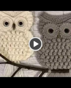 Detailed owls for beginners.