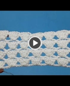 simple crochet pattern tutorial