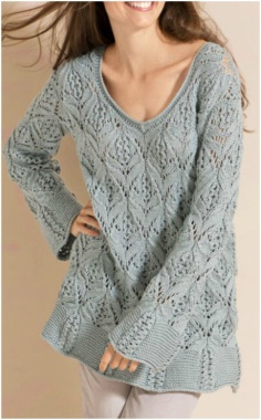 PULLOVER VOLTUR KNITTING SWEATER