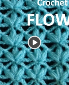 Crochet Pattern flowers